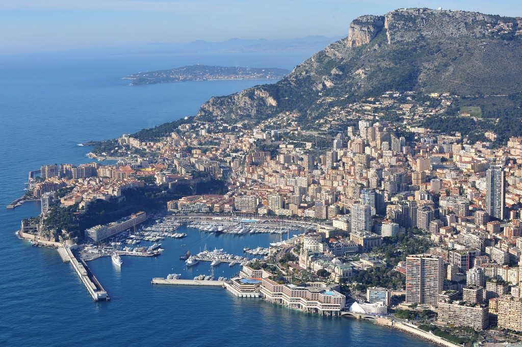 Vue Monaco