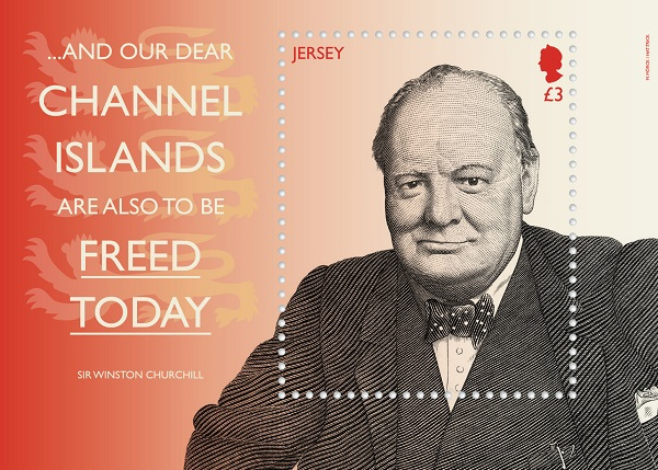 Winston Churchill And Our Dear Channel Islands