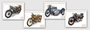 Collections in Liechtenstein: Motorcycles