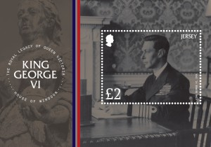 King George VI_Miniature Sheet