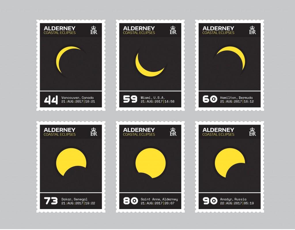 Coastal Eclipses Set of 6-1