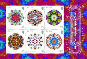 Kaleidoscopes_Souvenir Sheetlet