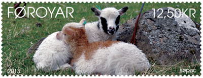 Faroe Islands Sepac stamp