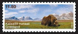 Greenland Sepac stamp
