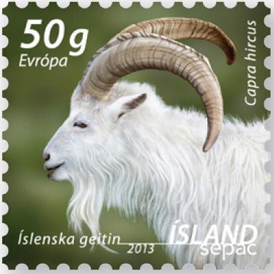 Iceland Sepac Stamp