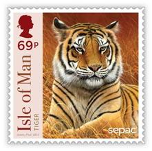Isle of Man Sepac stamp