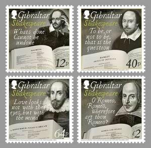 Shakespeare Set