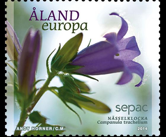 Aland Sepac Stamp