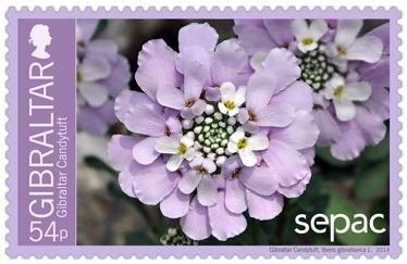 Gibraltar Sepac Stamp