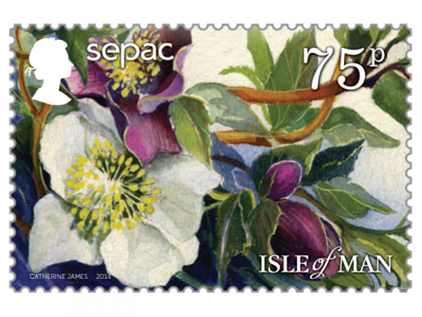Isle of Man Sepac Stamp