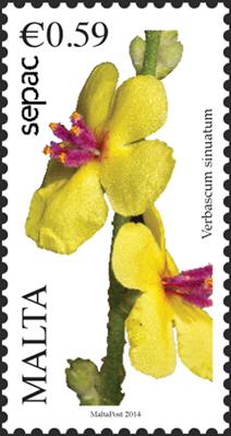 Malta Sepac Stamp