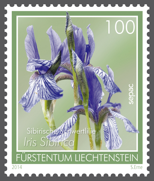 Liechtenstein Sepac Stamp
