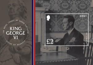 King George VI_Miniature Sheet