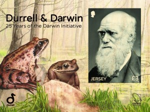 Darwin_Miniature Sheet