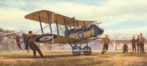 The Great War_Part Four_War in the Air_Miniature Sheet