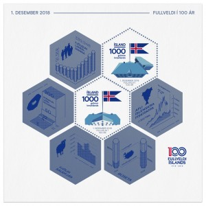 658A - 100 years of Icelandic sovereignty