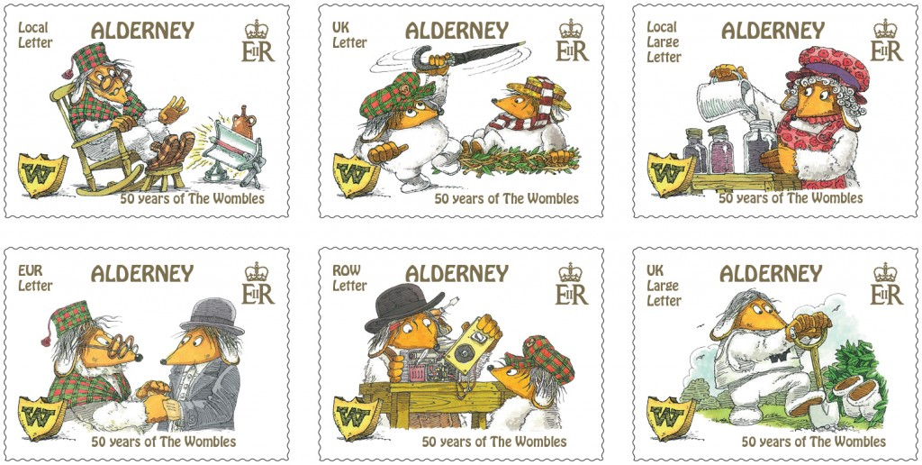 Wombles Set of 6