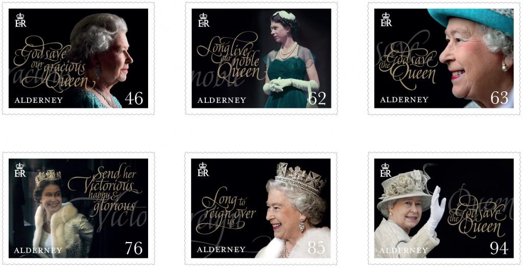 Queen 2018 Set of 6