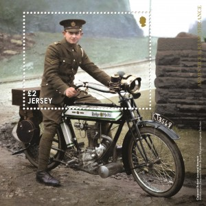 Armistice and Remembrance - Miniature Sheet
