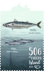 672A - Nordic stamp