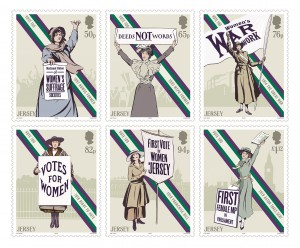 Votes for Women_100 Years_Mint Set