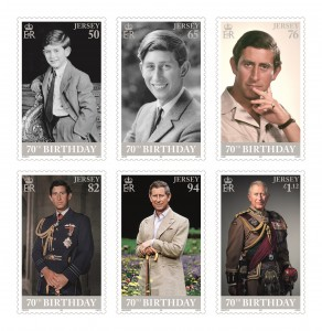 HRH The Prince of Wales - Mint Set