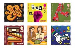 Popular Culture  - 1970s Mint Set