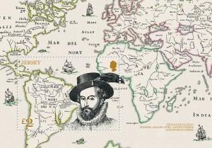 Sir Walter Raleigh - Miniature Sheet