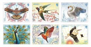 Europa 2019_National Birds_Mint Set
