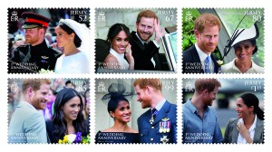 TRH The Duke and Duchess of Sussex_Mint Set