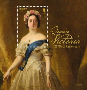 Queen Victoria_Miniature Sheet