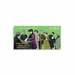 100 ans Suffrage universel