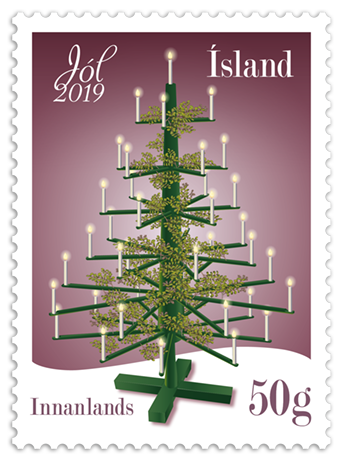 690A - 50g domestic The Hruni Christmas tree