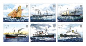 Europa 2020_Ancient Postal Routes_Mail Ships_Mint Set