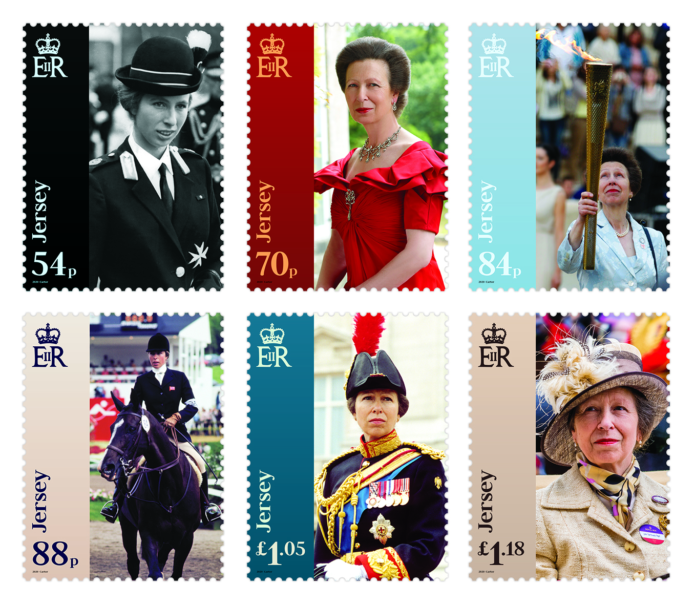 HRH The Princess Royal_Mint Set