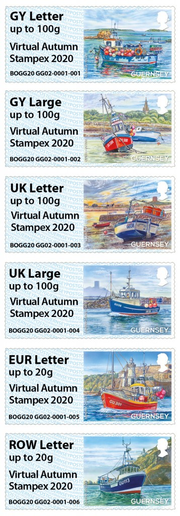 P&G Boats Overprints Oct 2020