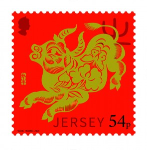 Lunar New Year_Year of the Ox_Mint Stamp
