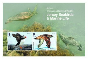 Europa_Endangered Wildlife_Souvenir Miniature Sheet