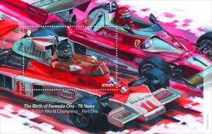 F1 MINI SHEET PART 1 HUNT76 PERFED
