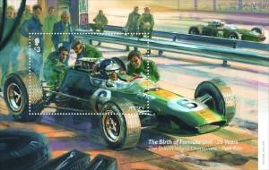 F1 MINI SHEET PART 2 CLARK65 PERFED